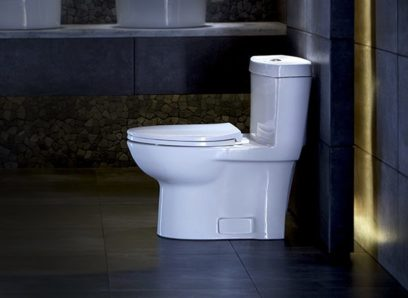 niagara introduces sleek onepiece toilet featuring its innovative stealth technology